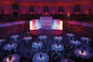 Church House Conference Centre - our location for the event